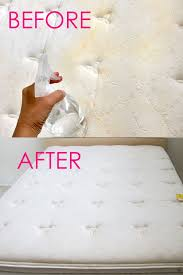 luckily i was able to find the magic diy green cleaner that completely cleaned the mattress stains in 10 minutes it saved us from even thinking about using