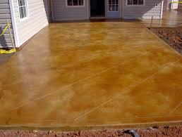 Stamped Concrete Kitchen Floor Paint Colors For Outside Concrete Patio Floor Behr Porch Patio
