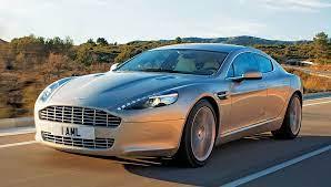 2010 Aston Martin Rapide Four Door Luxury Sedan Robb Report
