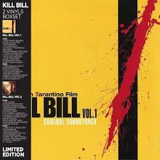 kill bill vol 1 kill bill vol 2 o s t