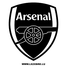 Sticker Arsenal Football Club logo