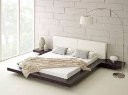 bed designs.  Bed Unique Low Floor Bed Designs Model  Amazing Modern  Floating Style Harmonia Buddha Statue For