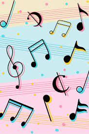 Music notes art, Musical wallpaper ...