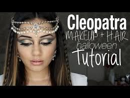 tutorial cleopatra inspired makeup hair kaushal beauty