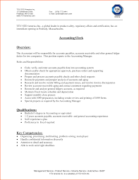Accounting Assistant Job Description For Resume Resume For Accounting Assistant Samples Unique Sample Resume For 81