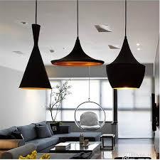 tom dixon pendant lamps beat for home living room dining room hotel bar ac110 240v modern abc models pendant lights chandeliers led lighting dining