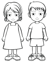 Coloring Pages People Excellent Coloring Pages People With People