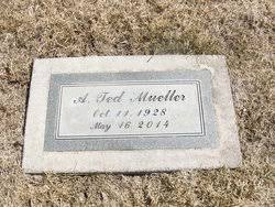 "Albert Theodore ""Ted"" Mueller, Jr (1928-2014) - Find A Grave Memorial"