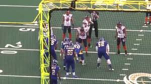 Derrick Summers #56 - OLB - DE - 2014 AFL Game Clips - Spokane Shock -  YouTube