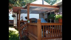 D Awnings For Decks Ideas