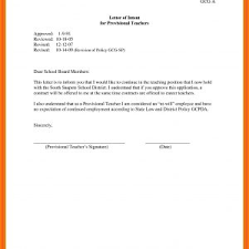 Sample Sick Leave Letter For Primary School Archives