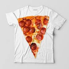 pizza slice graphic. Fine Slice PIZZA SLICE GRAPHIC TEE On Pizza Slice Graphic N
