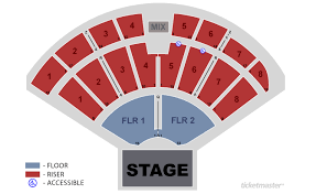 Tuscaloosa Amphitheater Seating Chart Kidz Bop Kids Tickets Event Dates Schedule