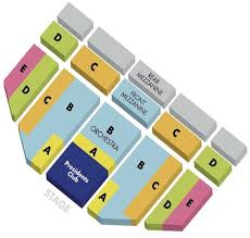 Club Nokia Seating Chart 61 Prototypal Seating Chart For Pantages Theatre Hollywood