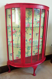 Hutch Display Cabinet Reserved Upcycled Art Deco 1930s Glass Display Cabinet Hand