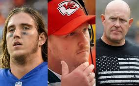 Britt reid, the former outside linebackers coach of the kansas city chiefs and the son of the head coach andy reid, was charged monday with one count of. Chad Wheeler Britt Reid Chris Doyle And Why You Should Know Their Names Tkomg