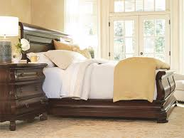 Sleigh Bedroom Furniture Universal Furniture Reprise Sleigh Bed King