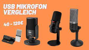 USB Mikrofon Test und Vergleich unter 120€