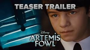disney s artemis fowl 2019 first teaser trailer artemis fowl confidential