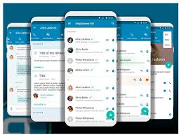 Good App Design Examples 25 Material Design Examples Youll Love