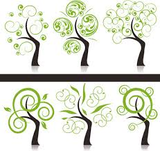 Tree Design Abstract Tree Vector Free Vector Download 18 543 Free Vector For