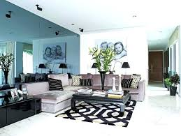 shaped living room dining room layout l