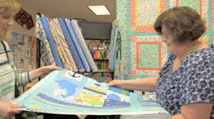 Suzanne's Quilt Shop 2015 - YouTube & Suzanne's Quilt Shop 2015 Adamdwight.com