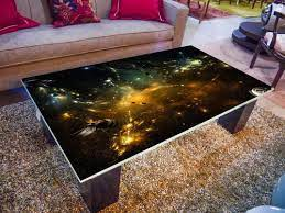 designer glass table top glass top