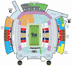 Steelers Seating Chart With Rows 21 Expert Heinz Field Section 121