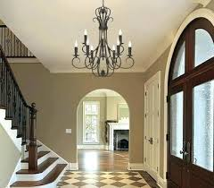 foyer chandelier ideas entryway nice home lighting with small ide