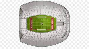 Doak Campbell Stadium Virtual Seating Chart American Football Background Png Download 640 484 Free