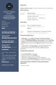 Web Developer Resume Best Web Developer Resume Samples VisualCV Resume Samples Database