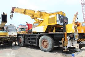 Kato Kr45h V Load Chart Used 35 Ton Kato Kr 35h Rough Terrain Truck Crane For Sale