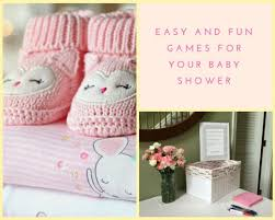 6 Fun and Easy Baby Shower Games | Holidappy
