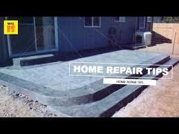 2017 Concrete Patio Designs Concrete Projects How To Pour Concrete