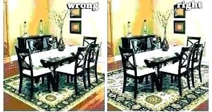 rug under kitchen table appealing area large size of round sisal rug under dining room table