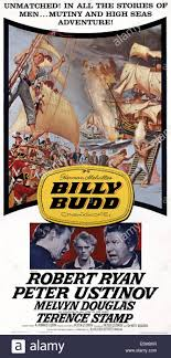 BILLY BUDD, Robert Ryan, Terence Stamp, Peter Ustinov, 1962 Stock Photo -  Alamy