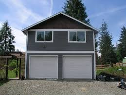 Garage Designs With Living Space Above Styles Of Detached Garage Garages With Living Space