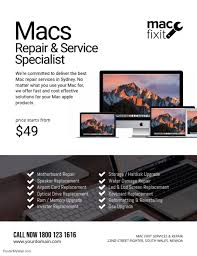 How To Make Flyers On Mac Flyer Templates Mac Magdalene Project Org