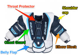 Bauer Goalie Chest Protector Size Chart 8 Best Hockey Goalie Chest Protectors 2019 Review Honest