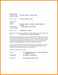 10 Business Letter Writing Template Report Examples