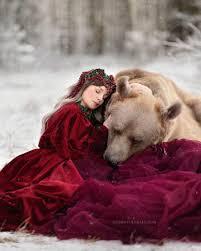 The Incredible Bond Between Animals And People In The Magical Photography Of Anastasiya Dobrovolskaya (40 Pics)   Bored Panda