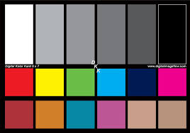 Includes conversions, schemes and much more. Amazon Com Dgk Color Tools Dkk 5 X 7 Set Of 2 White Balance And Color Calibration Charts With 12 And 18 Gray Includes Frame Stand And User Guide Photographic