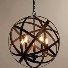 vineyard orb 4 light chandelier vineyard orb 4 light chandelier