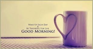 best good morning whatsapp status