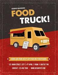 Free Food Truck Website Template Freepsdflyer Download Food Truck