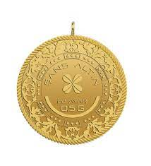 0,5 Gram 22 Ayar İsgold Yuvarlak Kulplu Altın