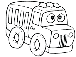 Colouring Pages For 3 Year Olds Coloring Pages For 3 Year Printable