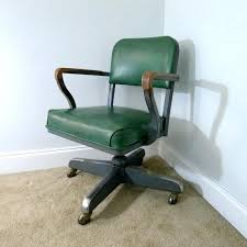vintage leather office chair. Retro Leather Desk Chair Saint Vintage Office Chairs Home Throughout Design 5 E