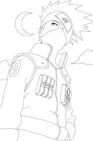 Printable Naruto Coloring Pages Ilovezclub